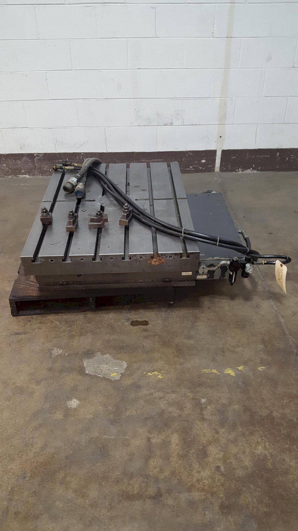 """30"""" x 40"""" Devlieg CNC Rotary Table"""