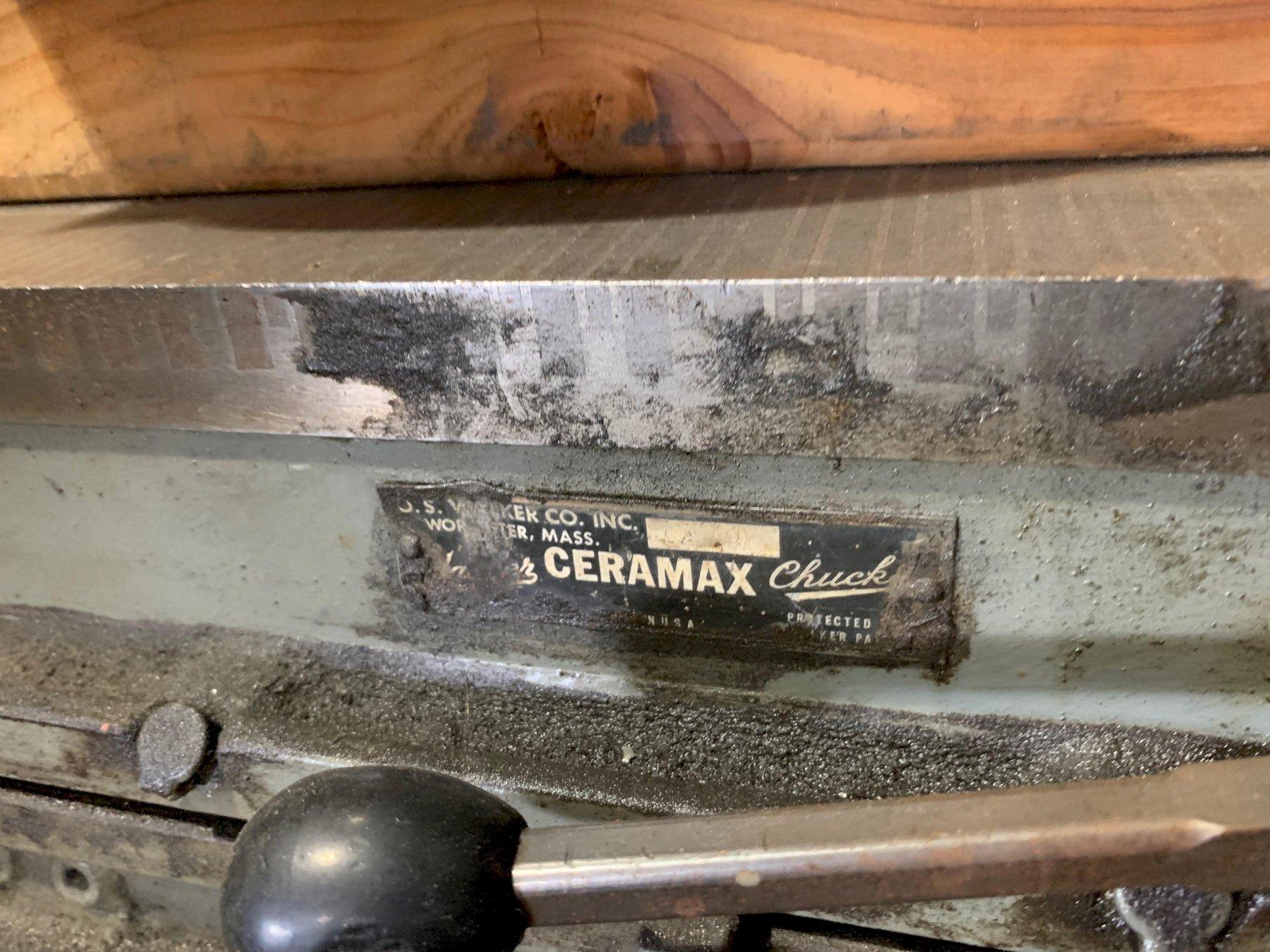 Brown & Sharpe 6 X 18 Surface Grinder