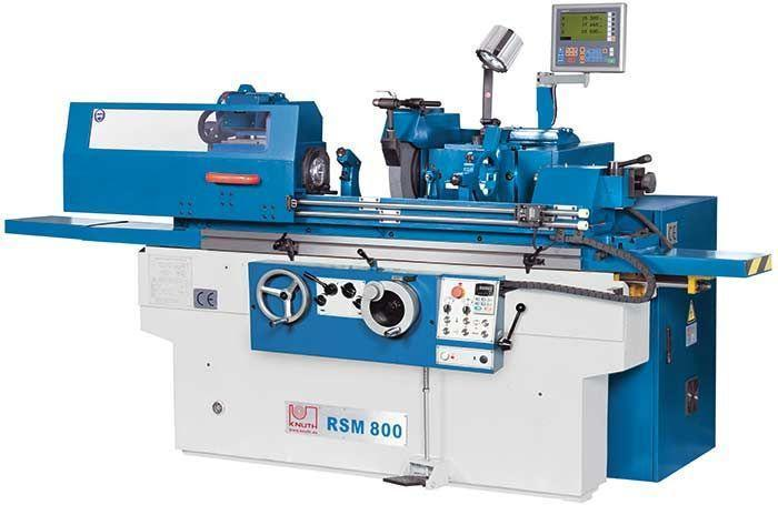 KNUTH RSM 500 A - RSM 800 CYLINDRICAL GRINDING MACHINE