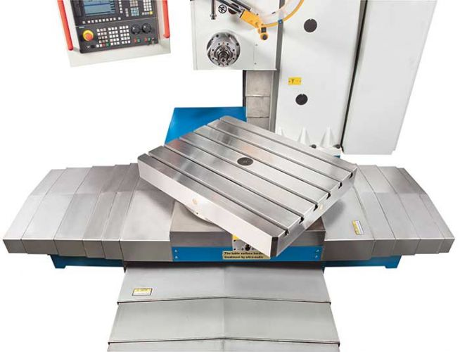 KNUTH BO 90 CNC DRILLING MACHINE