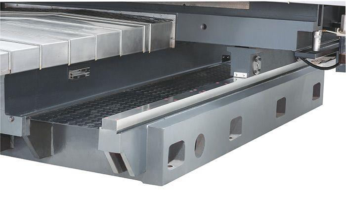 KNUTH MODEL BO T 130 CNC DRILLING MACHINE