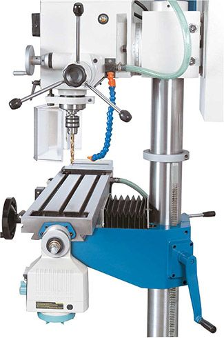 KNUTH SBF 32 TV 1000 DRILLING/MILLING MACHINE
