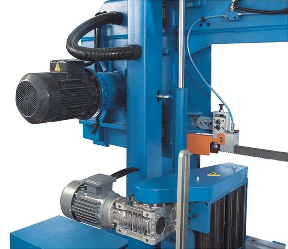 KNUTH ABS L FULLY AUTOMATIC HORIZONTAL BAND SAW