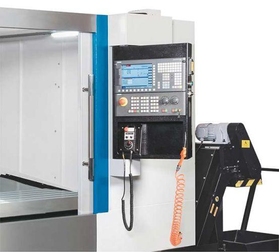 KNUTH MATRIX CNC VERTICAL MACHINING CENTER