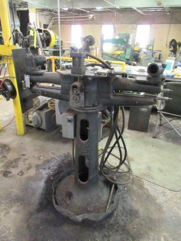 INGLE ELBOW FORMING MACHINE: STOCK #11356