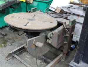 1000 LB RANSOME WELDING POSITIONER: STOCK #10915