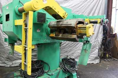 """11,000 LB X 19.5"""" X .156"""" ORII SPACE SAVER COIL FEED LINE: STOCK #10270"""