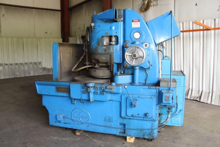 """36"""" BLANCHARD MODEL #18-36 ROTARY SURFACE GRINDER: STOCK 10034"""