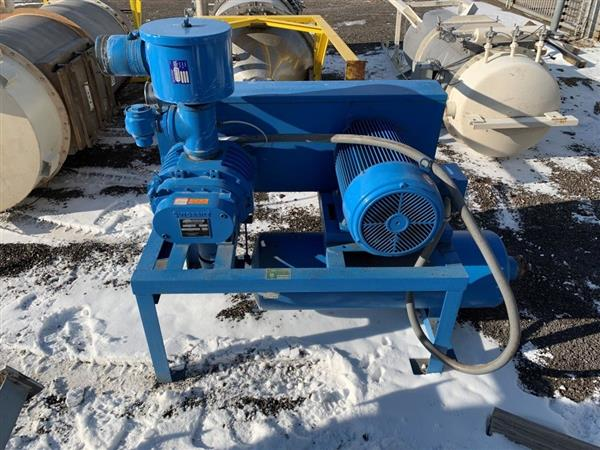 INDUSTRIAL ACCESSORIES 84-FR DUST COLLECTOR