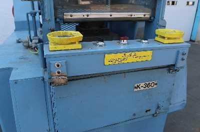 360 TON HME RHODES #K360 MINTING/COINING PRESS: STOCK 10249
