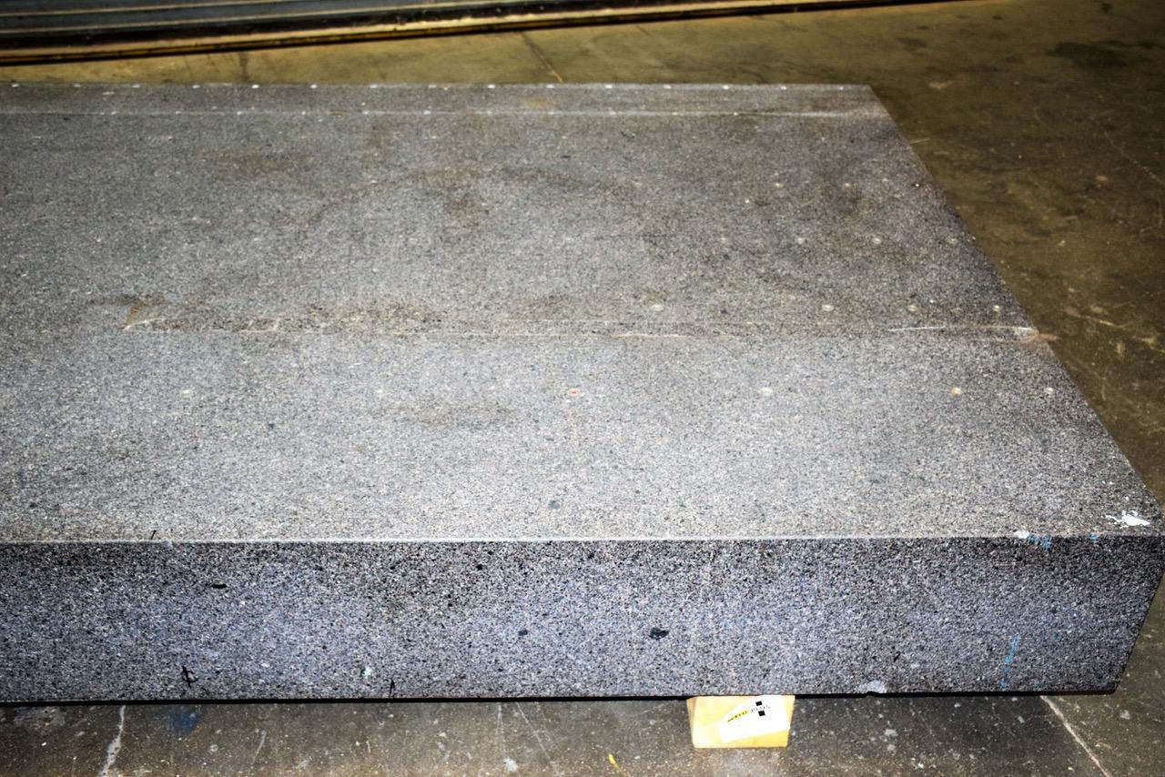 5' x 9' Granite Surface Plate