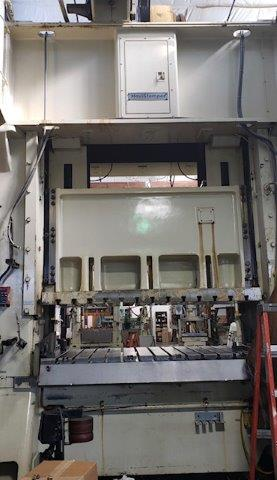 1994 Minister E2-300 Double Crank Stamping Press (#3481)