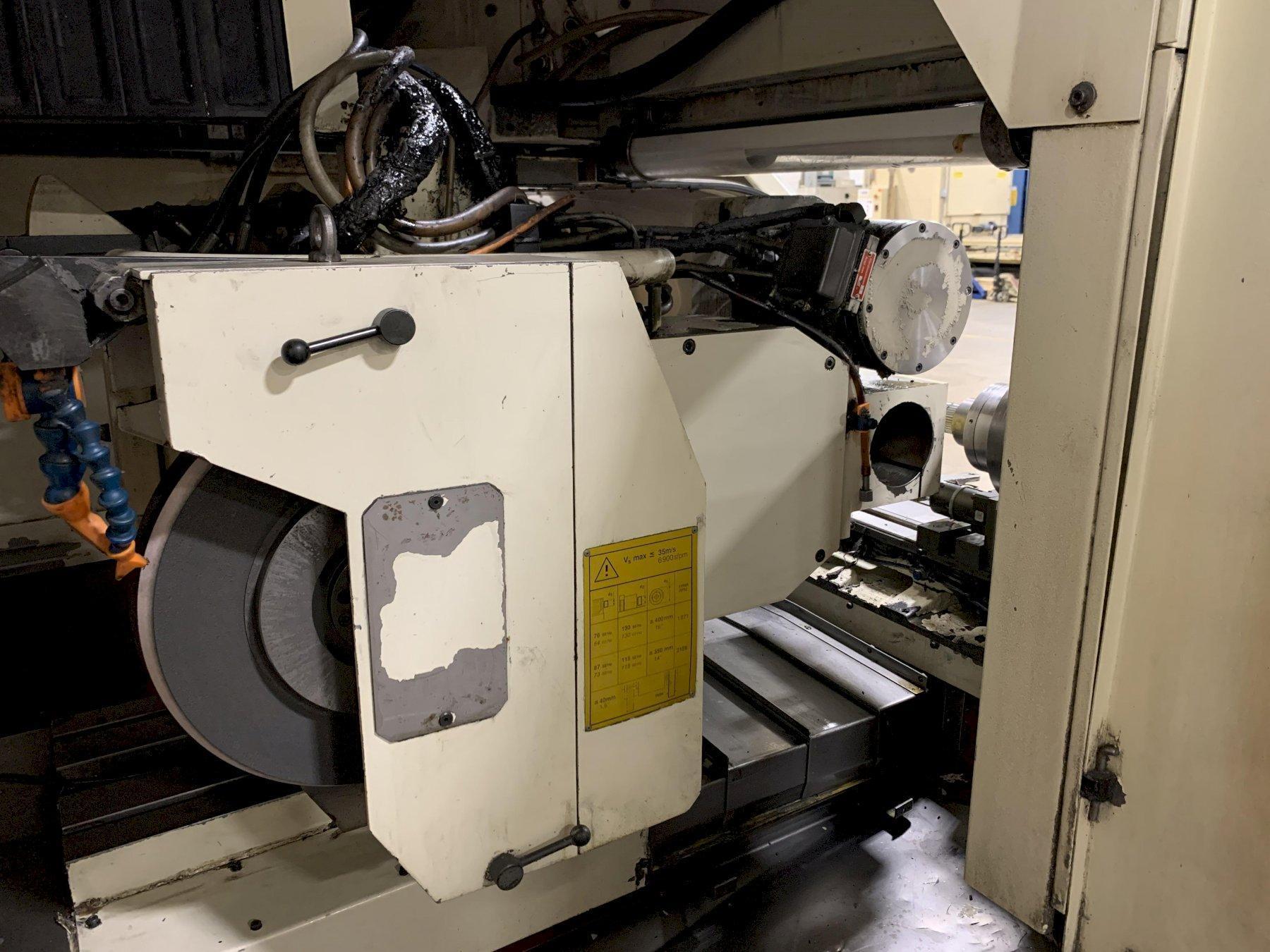 "14"" x 40"" Studer S30 Lean Pro CNC Universal ID/OD Cylindrical Grinder"