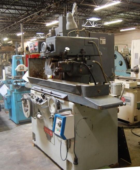 THOMPSON 3-AXIS HYDRAULIC SURFACE GRINDER