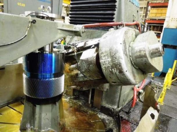 "No. P3000B Pfauter Vertical Gear Hobber, Max Workpiece Diameter 120"""