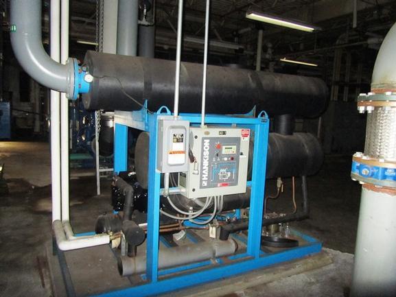 4000 CFM, 105 PSI, Hankison H-55 Compressed Air Dryers, Ref #2131