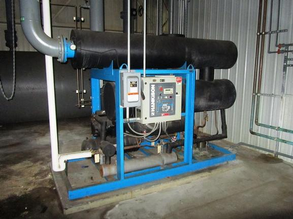 4000 CFM, 105 PSI, Hankison H-55 Compressed Air Dryers, Ref #2132