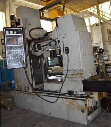 "Pfauter #PE-1000 6-Axis ""CNC"" Full Universal Gear Hobbing Machine"