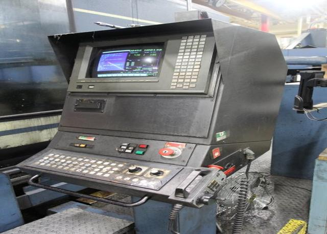 "62"" Berthiez TVM-125, 75"" Swing, 125 HP, Live Milling, Fanuc 15, 1997, 20 ATC, 400 RPM"