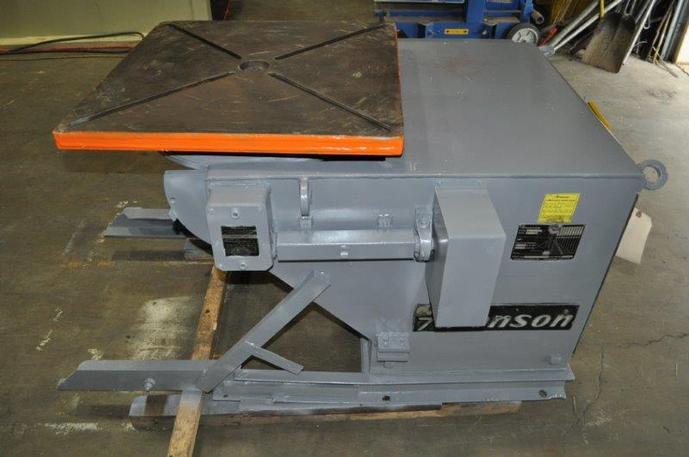 2500 Lb. Aronson Welding Positioner