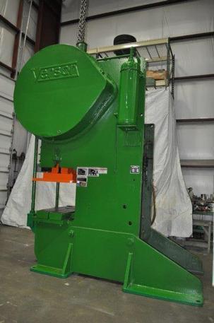 150 Ton Verson 150 OBI Press