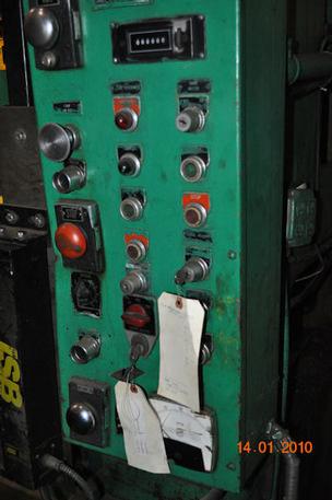 100 Ton Verson C2-100-54-36 SSDC Press