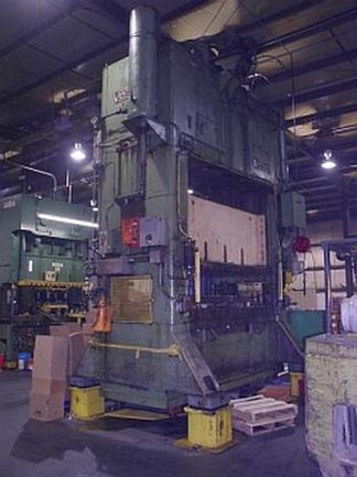 250 Ton Verson S2-250-96-48 SSDC Press