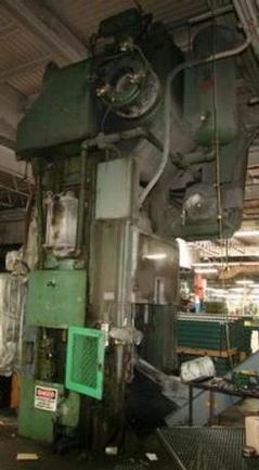 500 Ton Verson E-S1-500-SP SSSC