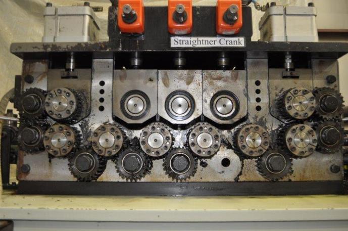 """6600 Lb. X 31"""" X .118"""" Millutensil Compact Servo Feedline"""