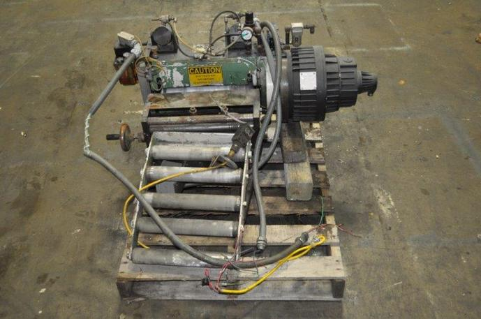 "14"" X .156"" Cooper Weymouth Peterson Servo Feeder"