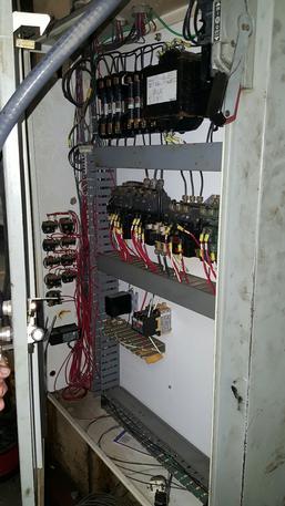 150 Ton Verson G2-150-96-36 Double Crank Gap Frame Press