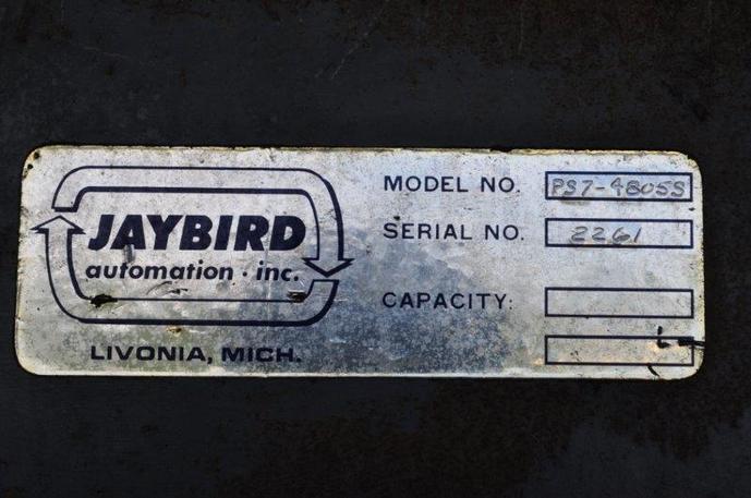 """48"""" X .075"""" Jaybird Straightener"""