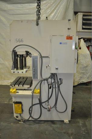 40 Ton Greenerd HCA 40 30 RS Hydraulic Press