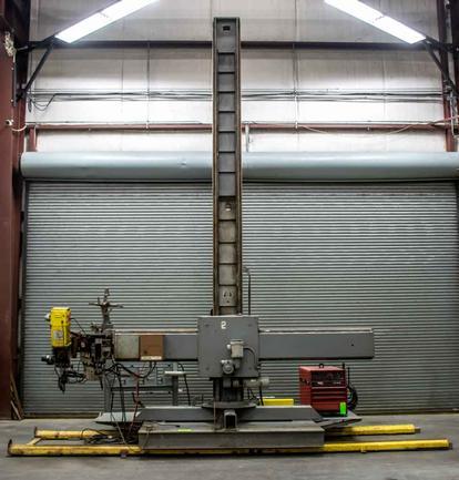 15' X 9' Aronson Scarab, 900 Lb. Cap, Constant Speed Powered Lift, Constant Speed Reach