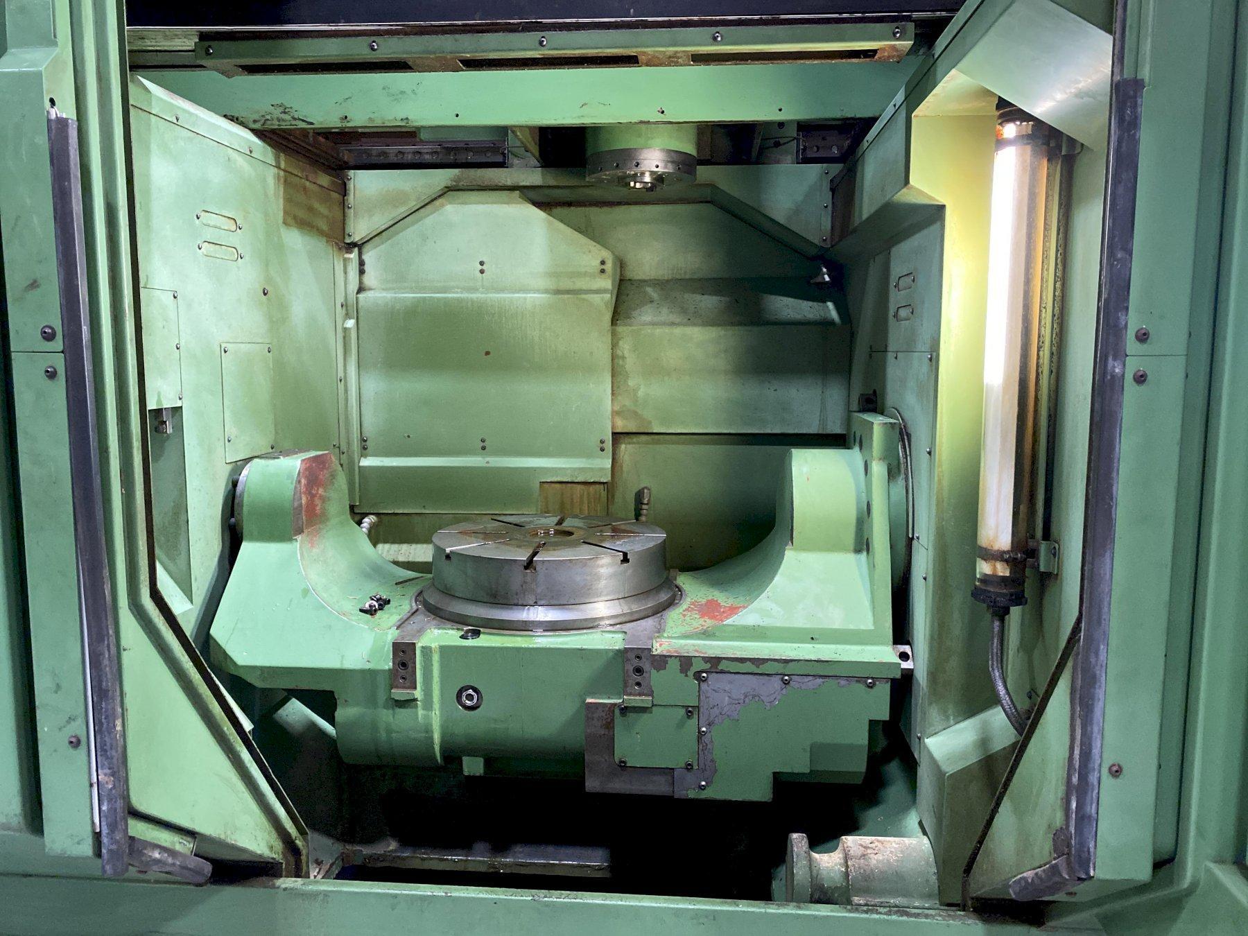2006 Mazak Variaxis 730-5x II - CNC Vertical Machining Center