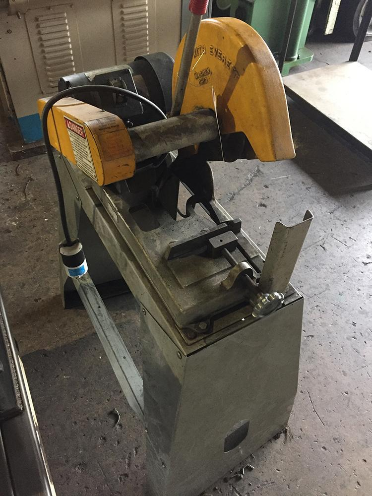 Everett Cut Off Saw