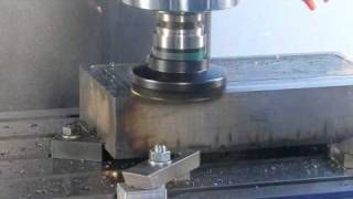 KNUTH X.MILL 1100 L CNC VERTICAL MACHINING CENTER