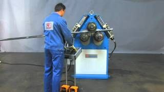 "KNUTH ""KST - KSS"" COLUMN DRILL PRESS"