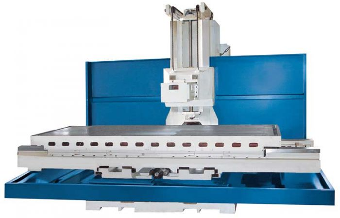 KNUTH MODEL BFM CNC VERTICAL MACHINING CENTER
