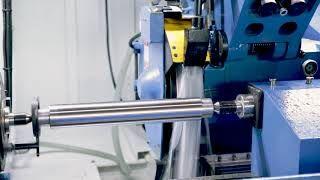 KNUTH RSM 500B CNC CYLINDRICAL GRINDING MACHINE