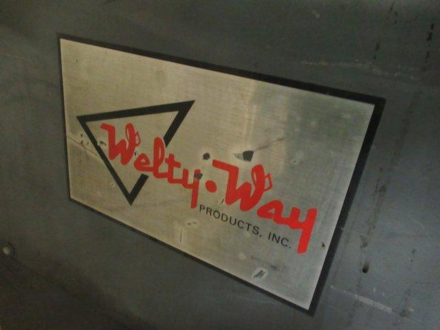"12"" WELTY WAY COLLAR FORMING MACHINE: STOCK #11360"