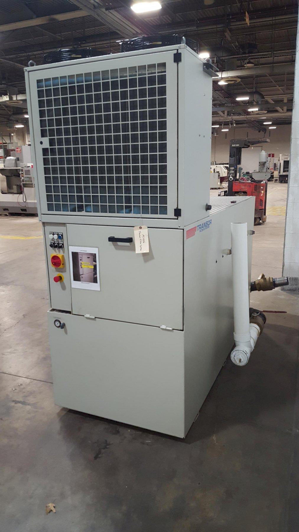 Transor Model 18390-1200 ADCO 3-Vessel Filtration Unit