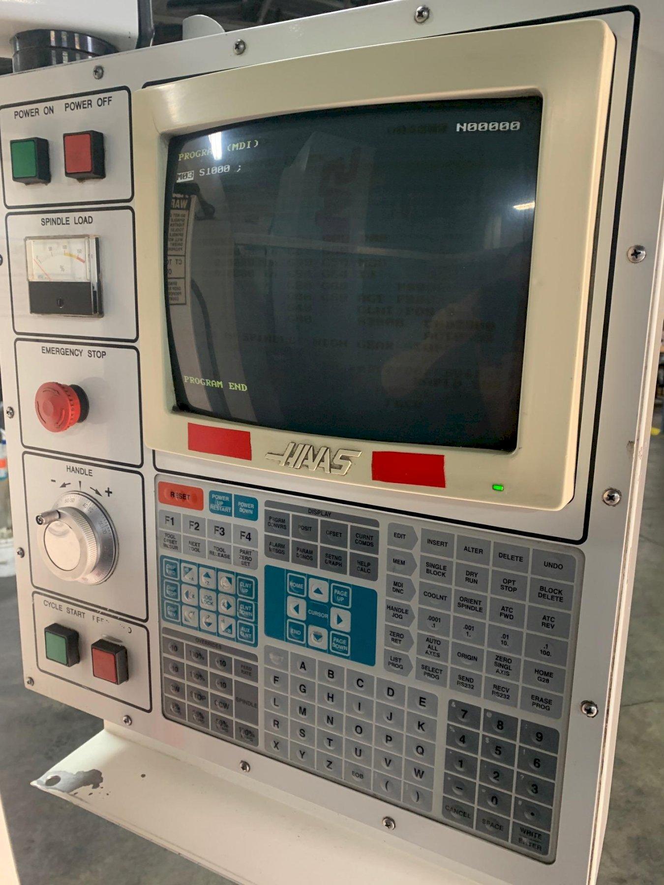1997 Haas VF-1 CNC Vertical Machining Center
