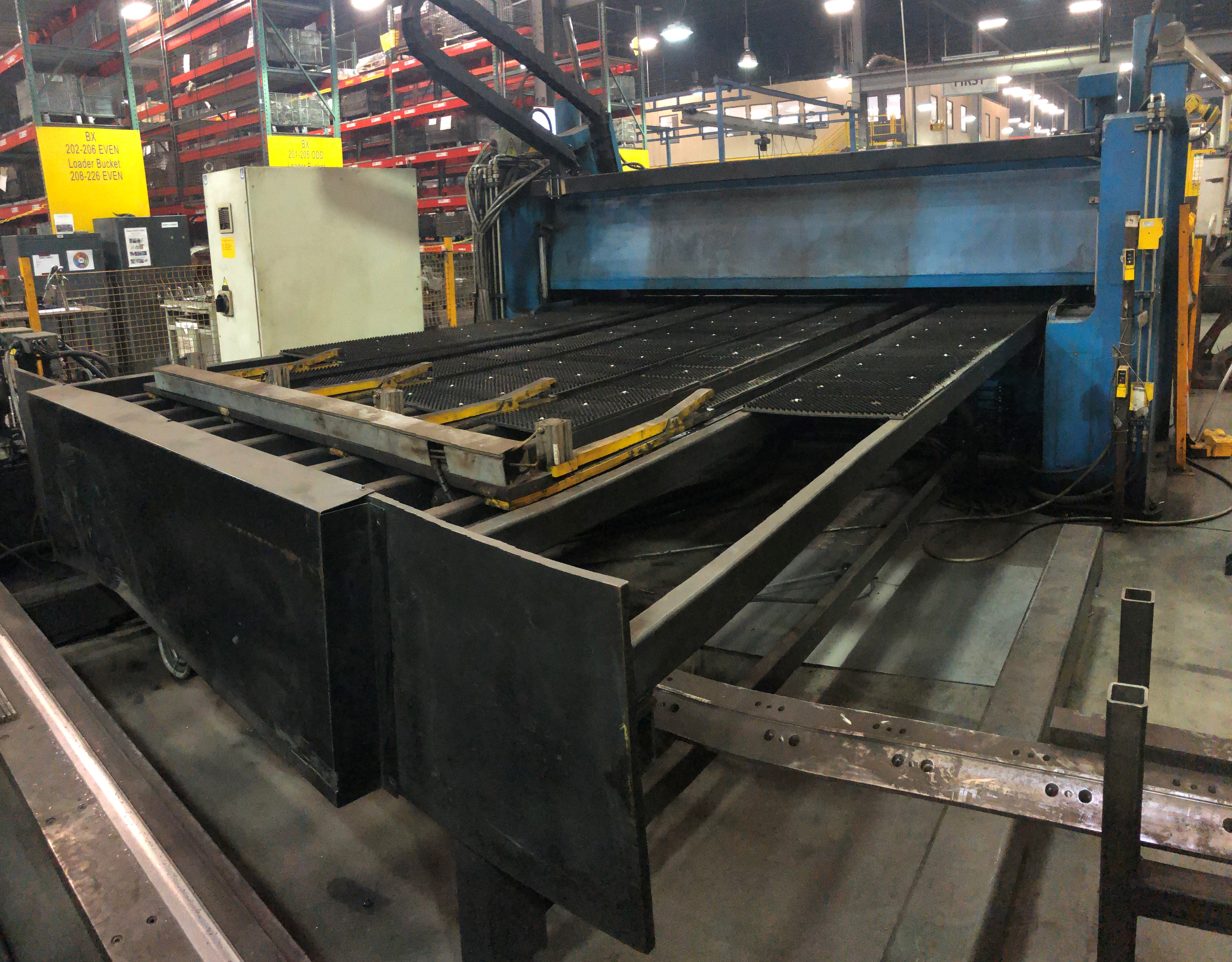 2005 Davi CNC Automated Up/Down Folding System (#3727)