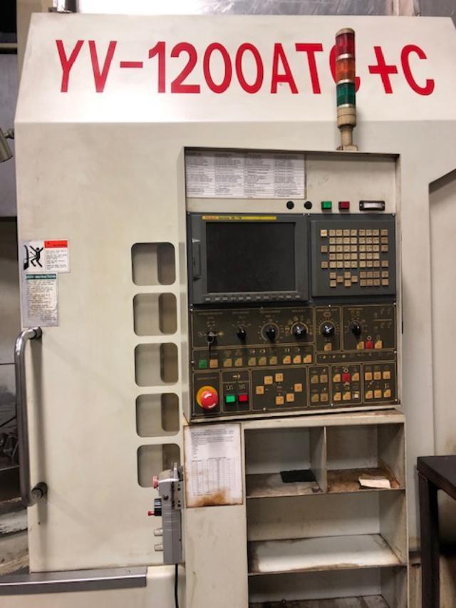 2011 Jou Ji YV-1200 ATC+C VTL (#3780)