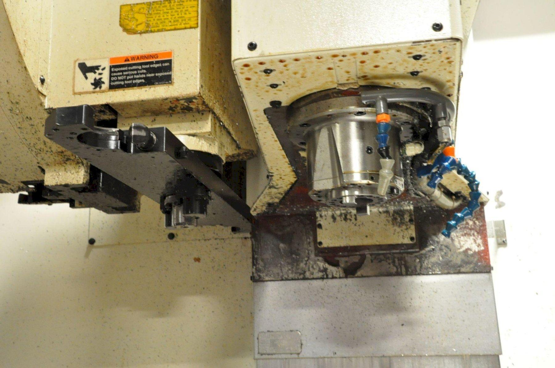 USED FADAL MODEL 4525HT CNC VERTICAL MACHINING CENTER, Stock # 10816, Year: 2007