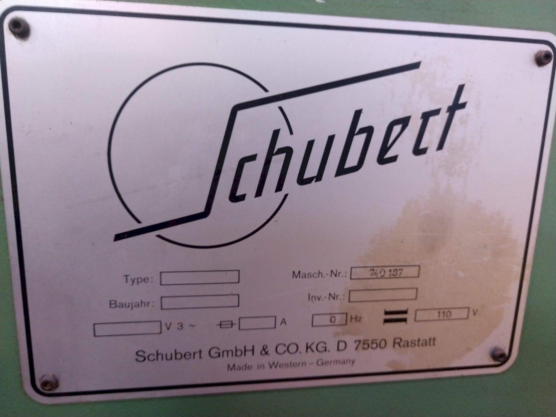 """24"""" X .032"""" SCHUBERT 23 ROLL PRECISION LEVELER: STOCK #14087"""