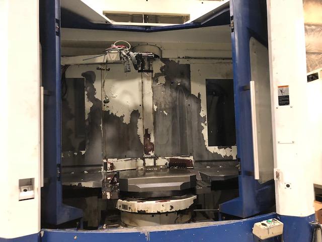 2012 TONGTAI HB-630 - Horizontal Machining Center
