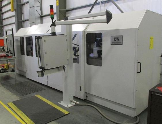 "12"" X 105.7"" DTI FC 300, Siemens Sinumerik Control, 105.7"" Max Work Length,15.7"" Min. Work Length, 2013"