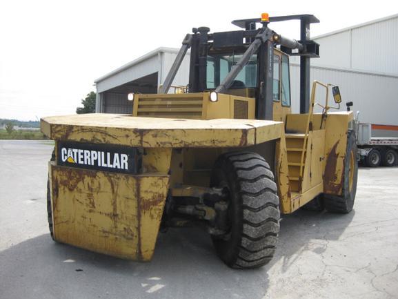 80,000 Lb. Caterpillar, (3) Avail.